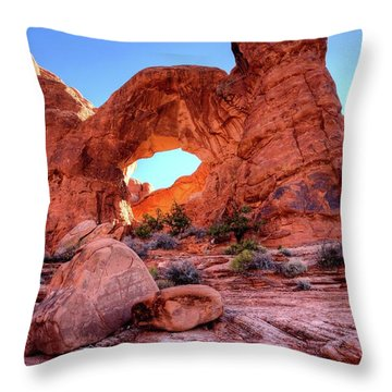 Just One Throw Pillow