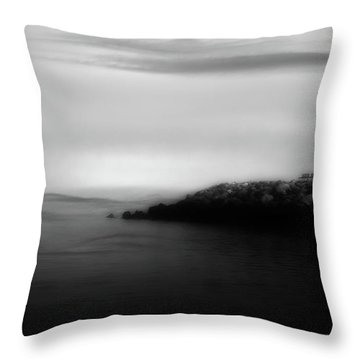Just Us Again Throw Pillow