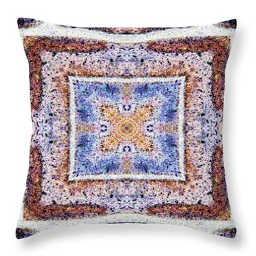 K1 Throw Pillow