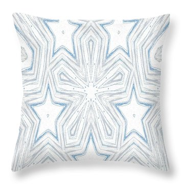 K3 Throw Pillow