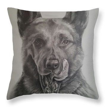 K9  Throw Pillow