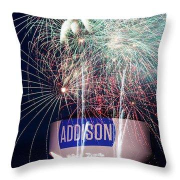 Kaboom Town 72316 Throw Pillow