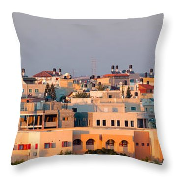 Kafar Quasem Throw Pillow