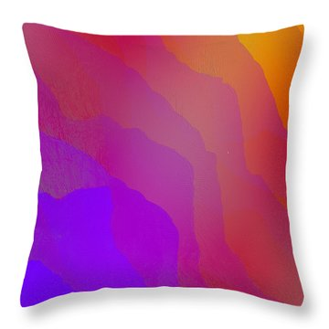 Kal Throw Pillow