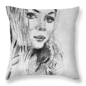 Kamela Throw Pillow