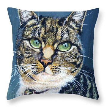 Katja Throw Pillow