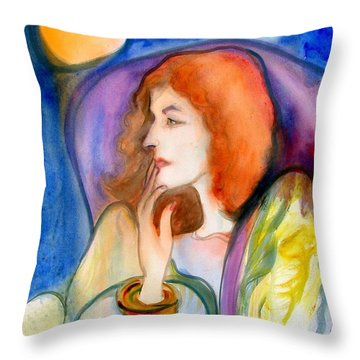 Katrina Throw Pillow