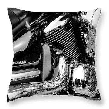 Kawaski V900 Throw Pillow