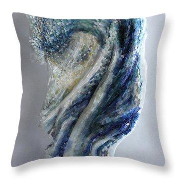 Kaynak Throw Pillow