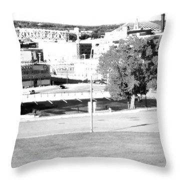 Kc Surrealism Throw Pillow
