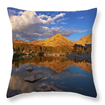 Kearsarge Basin Throw Pillow