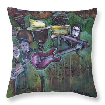 Keb' Mo' Live Throw Pillow