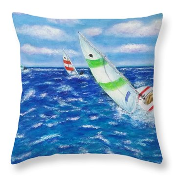 Keeling Throw Pillow