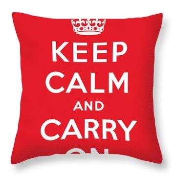 Keep Calm And Carry On Home Decor