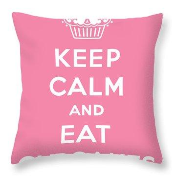 Dessert Throw Pillows