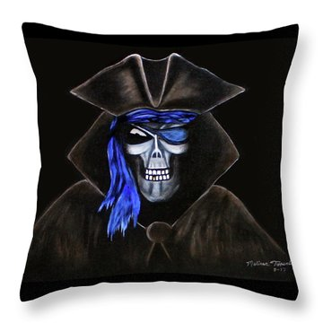 Keep To The Code Throw Pillow