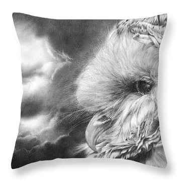 Keeper Of Secrets Throw Pillow
