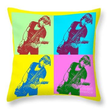 Miranda Lambert Throw Pillows