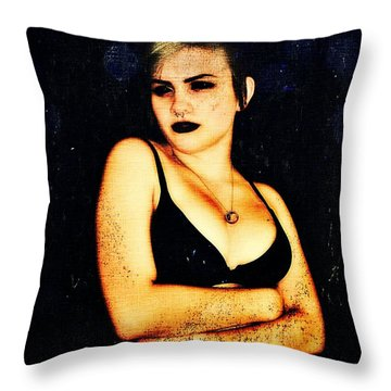 Kelsey 1 Throw Pillow