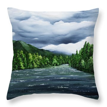 Kenai Throw Pillow