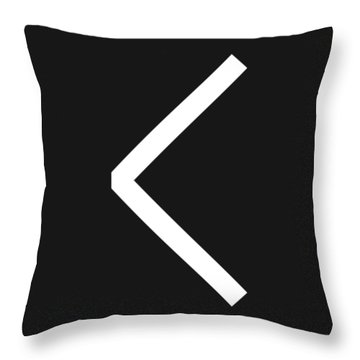 Kenaz Throw Pillow
