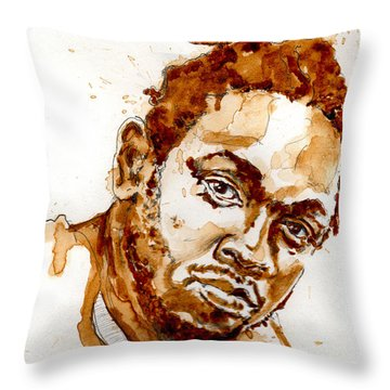 Kendrick Throw Pillow