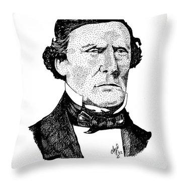 Kenneth Mckenzie Throw Pillow