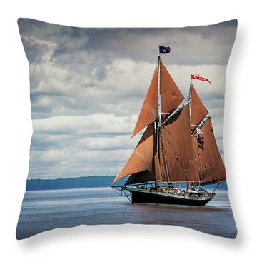 Ketch Angelique Throw Pillow