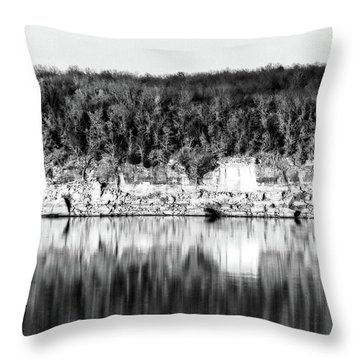 Keystone Reflected Throw Pillow