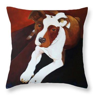 Khalua Throw Pillow