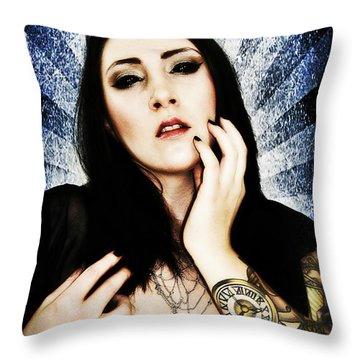 Khrist 3 Throw Pillow