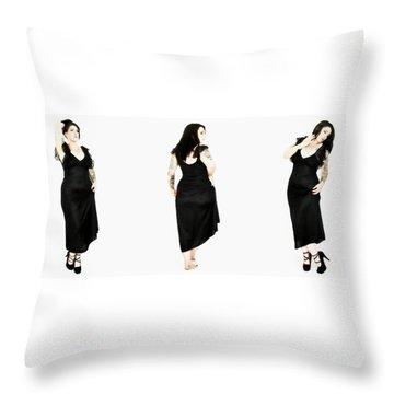 Khrist 4 Throw Pillow