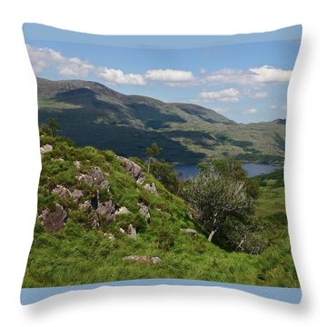 Killarney National Park Throw Pillow