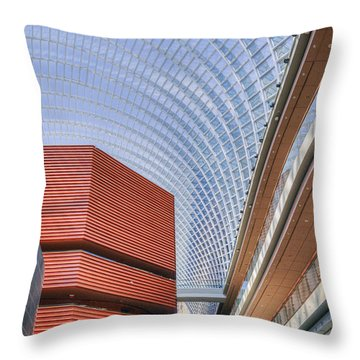 Kimmel Center For The Performing Arts Throw Pillow