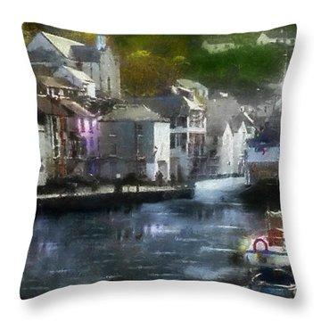 Kincade Inspired Llll Throw Pillow