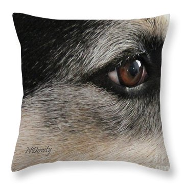 Kind Sight Throw Pillow