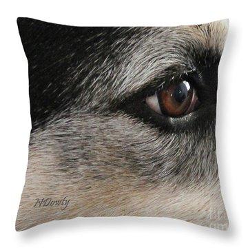 Kind Sight Throw Pillow