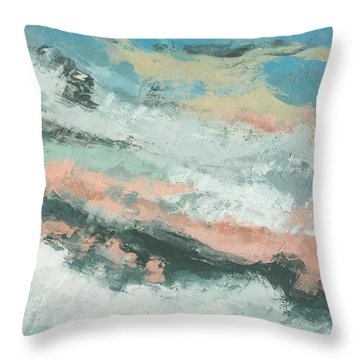 Kindred Throw Pillow by Nathan Rhoads
