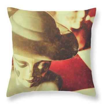 Figurine Throw Pillows