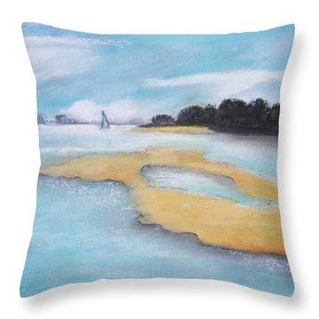 King Island Throw Pillow