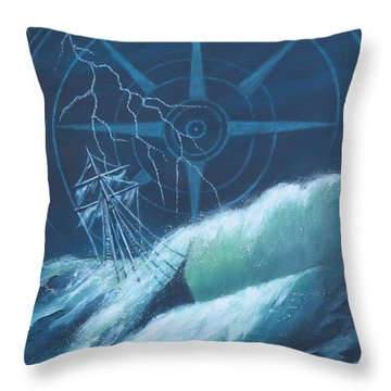 King's Ransom Throw Pillow