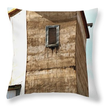 Kingscote Dungeon Throw Pillow