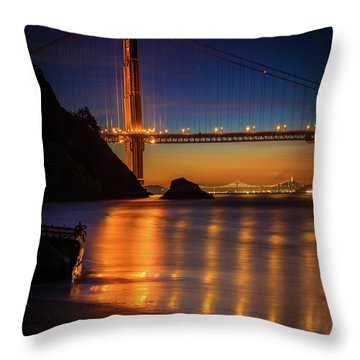 Kirby Cove Throw Pillow