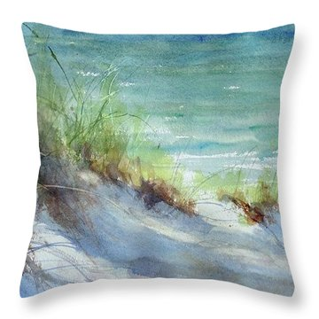 Kirk County Morning Throw Pillow