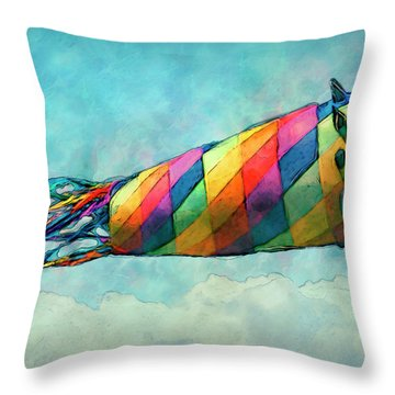 Kite Throw Pillows