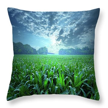 Knee High Throw Pillow