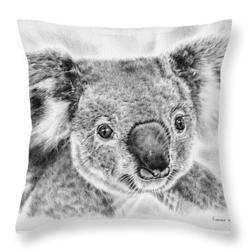 Koala Newport Bridge Gloria Throw Pillow