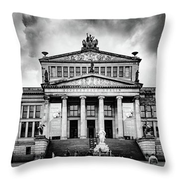 Konzerthaus Berlin Throw Pillow