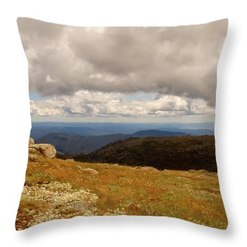 Kosciuszko  Throw Pillow