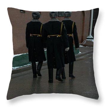 Kremlin 2 Throw Pillow